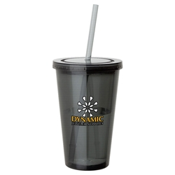 Drive In AS Plastic 16oz Tumbler