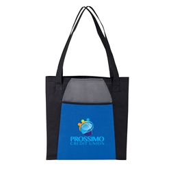 Recyclable Tote with Pocket