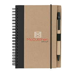 Triple Green 2 Notebook & Pen