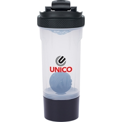 Fabulously Fit 24 oz. Fitness Shaker Cup