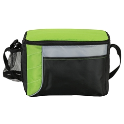 Dover 6-Can Cooler and Lunch Bag