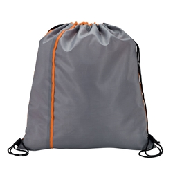 2-Sided Stripe Sport Bag